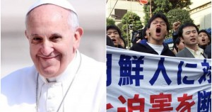 JAPANESE PROTEST POPE'S CALL FOR MASS MIGRATION